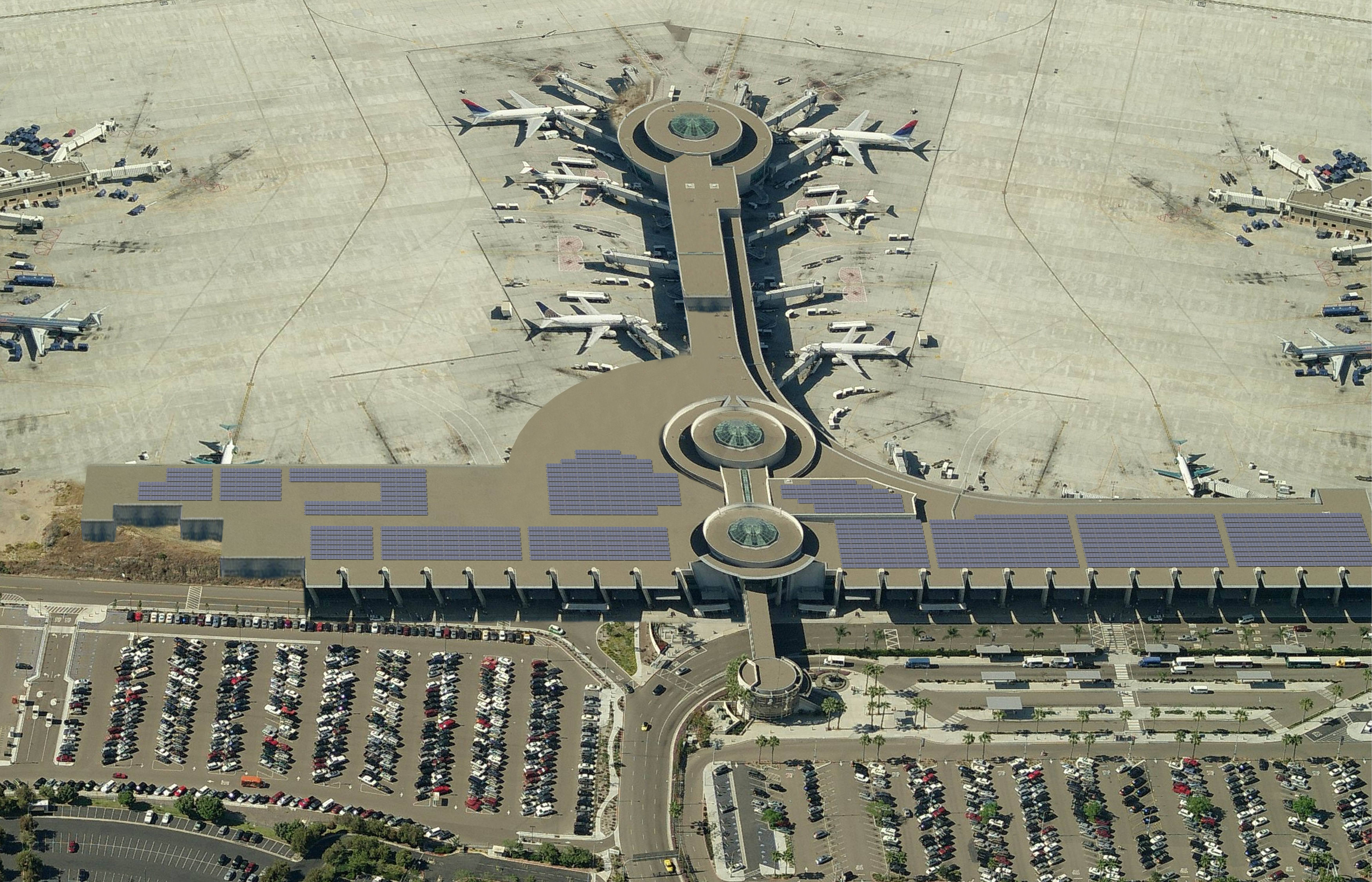 San Diego International Airport Partners With Borrego