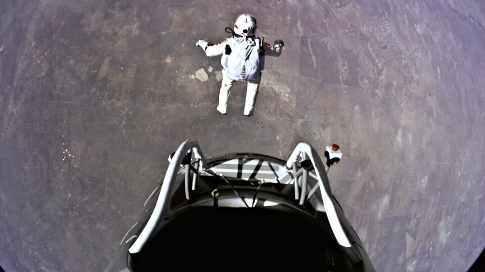 """MaiTai Global Launches """"Extreme Tech Challenge"""" to Fuel the World's Best Emerging Tech Entrepreneurs Photo Credit: Red Bull Stratos - Mission Jump: Felix Baumgartner"""