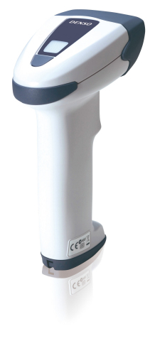 The new DENSO AT27Q-SB handheld 2-D barcode scanner features Bluetooth 2.1 wireless communication. (Photo: Business Wire)