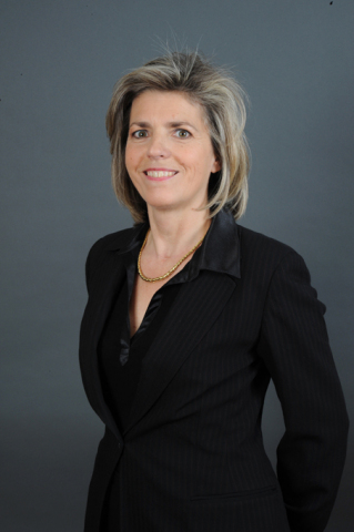 Beatrice de Veyrac, CEO of Arjuna, French crisis communication specialists (Photo: Business Wire)