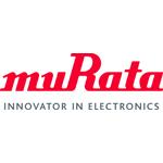 Murata's new corporate logo (April, 2014) (Graphic: Business Wire)