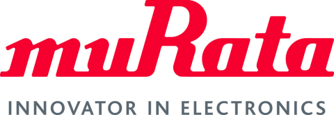 Murata's new corporate logo (April, 2014) (Graphic: Business Wire)