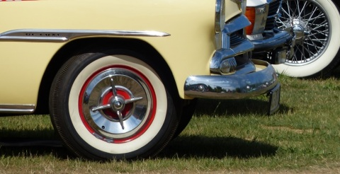 Vintage cars like to be looked after. They often require a special type of tyres, so if need to repl ...