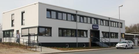Intertek's new Food Services building in Bremen, Germany. (Photo: Business Wire)