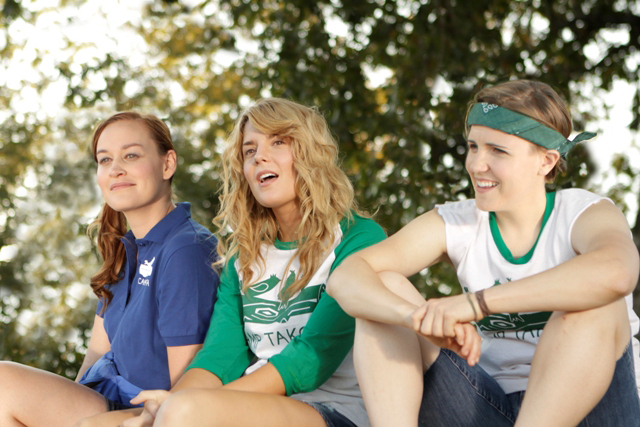 From left to right: Mamrie Hart, Grace Helbig, Hannah Hart (Photo: Business Wire)