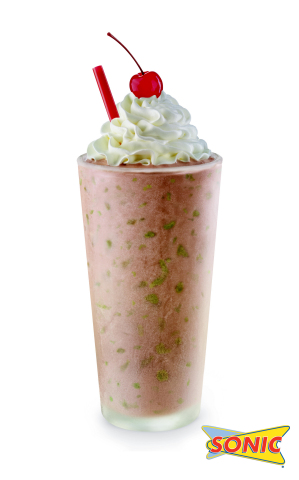 SONIC Drive-In is bringing back the Summer of Shakes, featuring 25 exciting flavors including Chocol ...