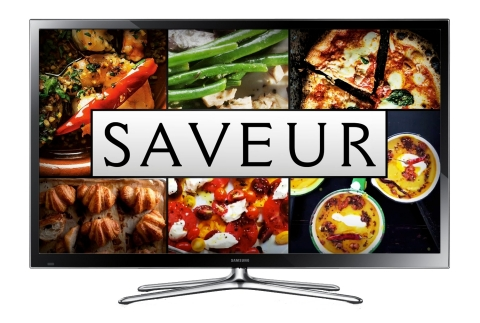 "The ""Saveur"" TV show premiers todays on Portico TV. The 30-minute program is based on the highly regarded magazine by the same name. The show is available exclusively on Net2TV's Portico TV service which is free to viewers on smart TVs from Samsung, LG, Sharp and Philips, Roku-connected TVs and Toshiba tablets and notebooks. It can also be viewed on the web at portico.tv. (Photo: Business Wire)"