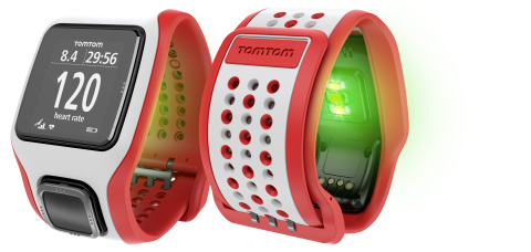 TomTom Runner Cardio (Graphic: Business Wire)