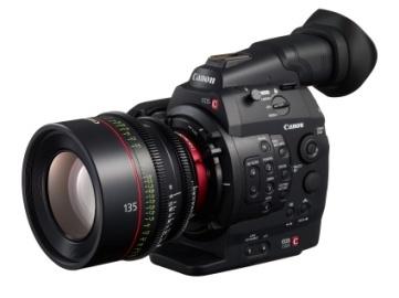 EOS C500 Camera
