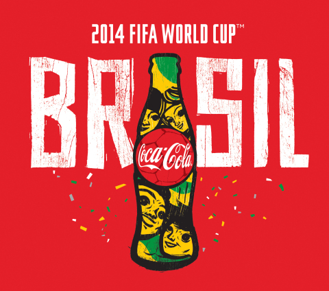 """Coca-Cola Launches """"The World's Cup"""""""