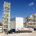 EP Minerals' new perlite plant in Blair, Neb. (Photo: Business Wire)