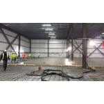 Construction Goal to Be Enclosed, Air-Tight Now Reached for Expansion of Boston-Area Ikea Store in Stoughton, MA (Photo: Business Wire)