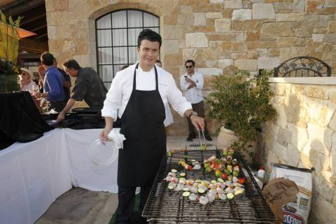 Celebrity Cruises' Chef John Suley will participate at the SoCal Great Wine Festival May 31, 2014 (P ...