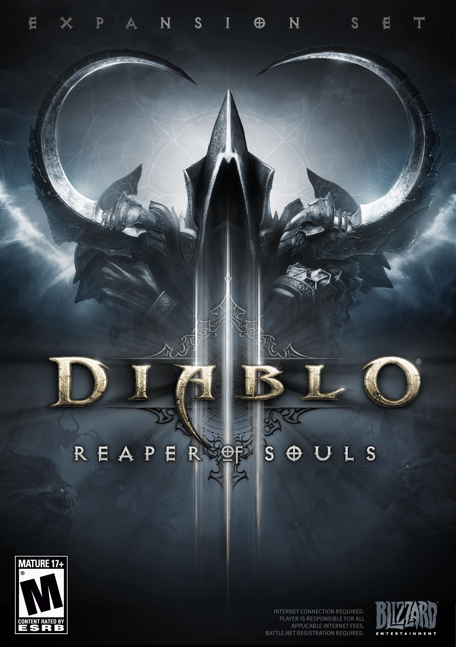 Diablo III: Reaper of Souls (Graphic: Business Wire)