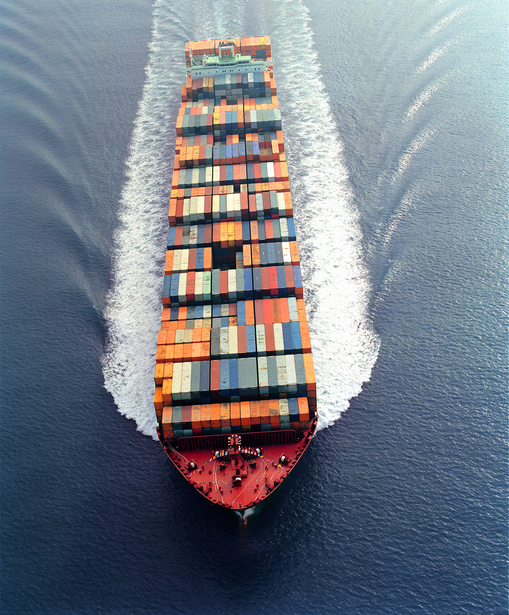 DHL Shapes Up its Ocean Freight Technology | Business Wire