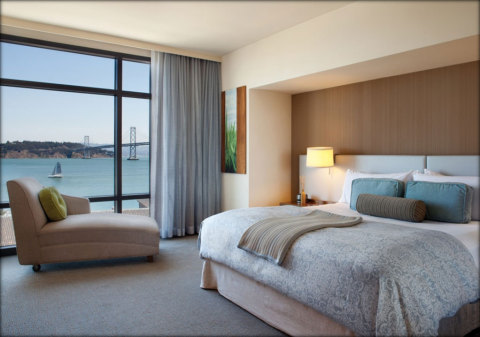 Guestroom (Photo: Business Wire)
