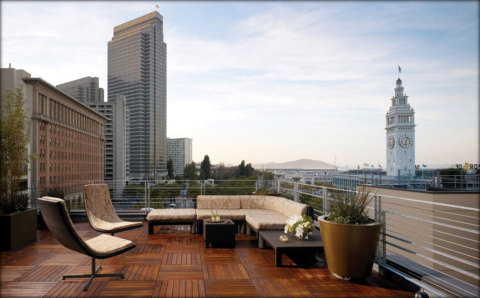 Hotel Vitale Terrace (Photo: Business Wire)