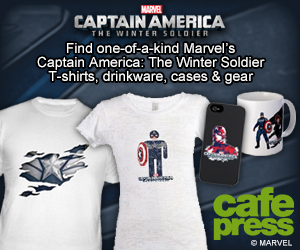 CafePress.com and Marvel Power Unique Gear (Graphic: Business Wire)
