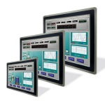 HMI Operator Panels Powered by Intel Atom Processor, Bay Trail, and Windows Embedded 8 for IoT and M2M Communication (Photo: Business Wire)