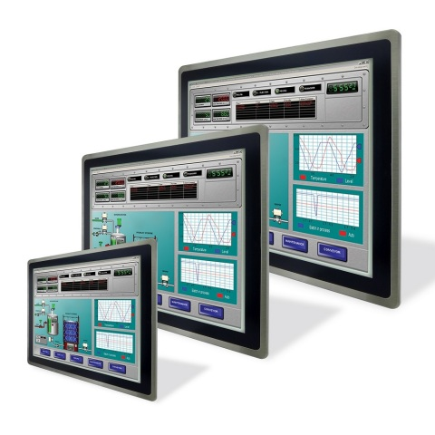 HMI Operator Panels Powered by Intel Atom Processor, Bay Trail, and Windows Embedded 8 for IoT and M ...