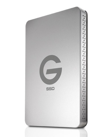 G-DRIVE ev SSD 512GB module (Photo: Business Wire)