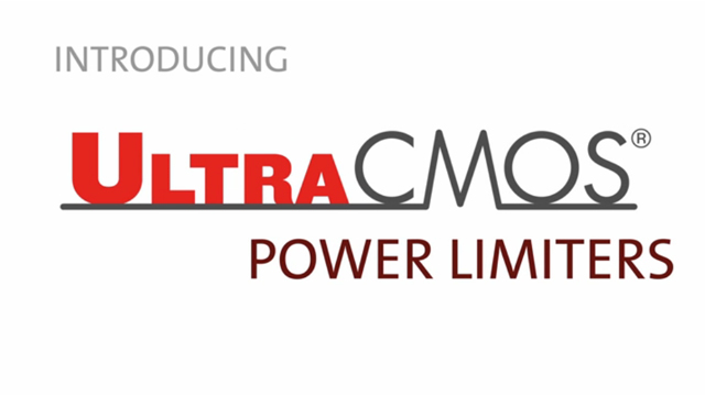 Peregrine's UltraCMOS® power limiter replaces discrete GaAs PIN diode circuits with a turnkey, monolithic solution that offers better performance in a smaller form factor.