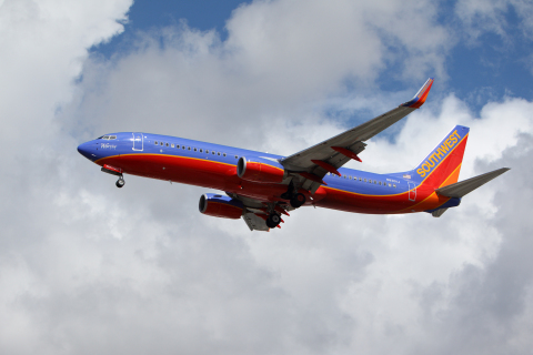 BAE Systems to provide aftermarket services to the world's largest fleet of 737s. (Photo: Southwest Airlines)