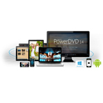 CyberLink Corp. today launched PowerDVD 14, the latest version of the world's pre-eminent movie and media player for Blu-ray, 3D & HD content. (Photo: Business Wire)
