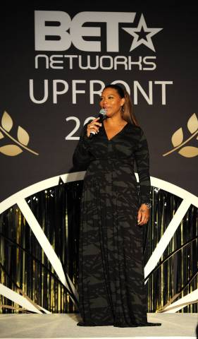 Queen Latifah's Flavor Unit Entertainment enters into exclusive new programing partnership with Centric, the first network designed for the Black woman. (Photo: Business Wire)