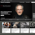 'Days of Remembrance: PastFORWARD' online offering. (Graphic: Business Wire)