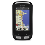The new Garmin Edge 1000 with advanced segment features. (Photo: Business Wire)