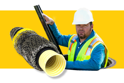 The integrated design of the Cold Shrink QS4 Integrated Splice reduces parking space and simplifies installation for construction and industrial applications. (Photo: 3M)
