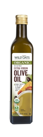 Wild Oats Marketplace Organic Extra Virgin Olive Oil (Photo: Business Wire)