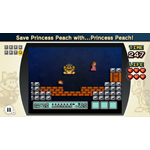 Princess Peach, not Mario, attempts to foil Bowser in this NES Remix 2 twist. (Photo: Business Wire)