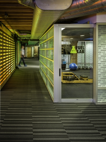 Nike+ Fuel Lab (Photo: Business Wire)