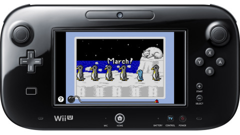 Wario is back, this time in WarioWare, Inc.: Mega Microgame$ for the Virtual Console on Wii U. (Photo: Business Wire)