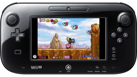 Classic games continue to roll out in the Nintendo eShop. This week, Kirby & The Amazing Mirror reaches the Virtual Console on Wii U. (Photo: Business Wire)