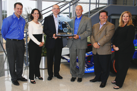 For the second consecutive year, Mouser Electronics has received the NorthFace ScoreBoard Award for  ...