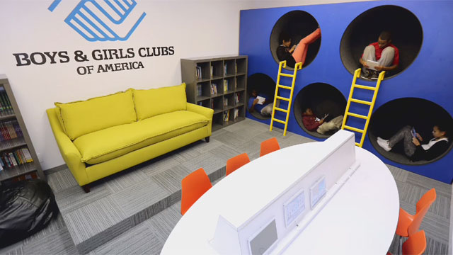Samsung Mobile Launches Technology Partnership with Boys & Girls Clubs of America to Ignite Youth Excitement in STEM: b-roll