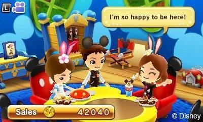 Disney Magical World screen shot. (Photo: Business Wire)