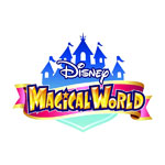 Disney Magical World logo.
