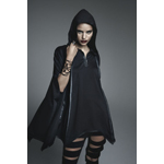 "Maleficent Bat Wing Hooded Cape: a part of a limited-edition collection of apparel inspired by Disney's ""Maleficent"" - created by and available exclusively at Hot Topic. (Photo: Business Wire)"