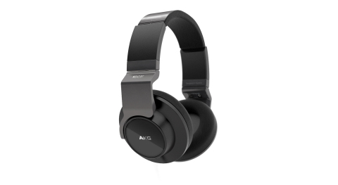 The sleek AKG K845 Bluetooth headphones were one of the 19 Red Dot Awards bestowed on HARMAN this year. (Photo: Business Wire)