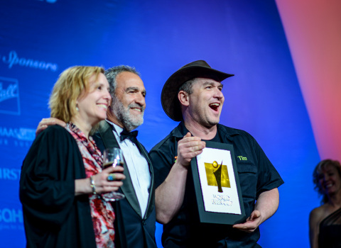 281 awards were given at the 2014 World Beer Cup presented by the Brewers Association. (Photo: Business Wire)