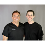 Dr. Robert Leonard welcomes Dr. Matthew Lopresti to Leonard Hair Transplant Associates. (Photo: Business Wire)
