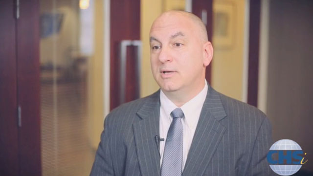 Joe Bopp, Vice President of International Business Development
