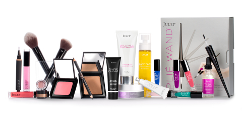 Julep Product Offerings (Photo: Business Wire)