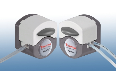 New Thermo Scientific Miniflex Peristaltic Pump Delivers Unparalleled Flexibility in Fluid Transfer (Photo: Business Wire)