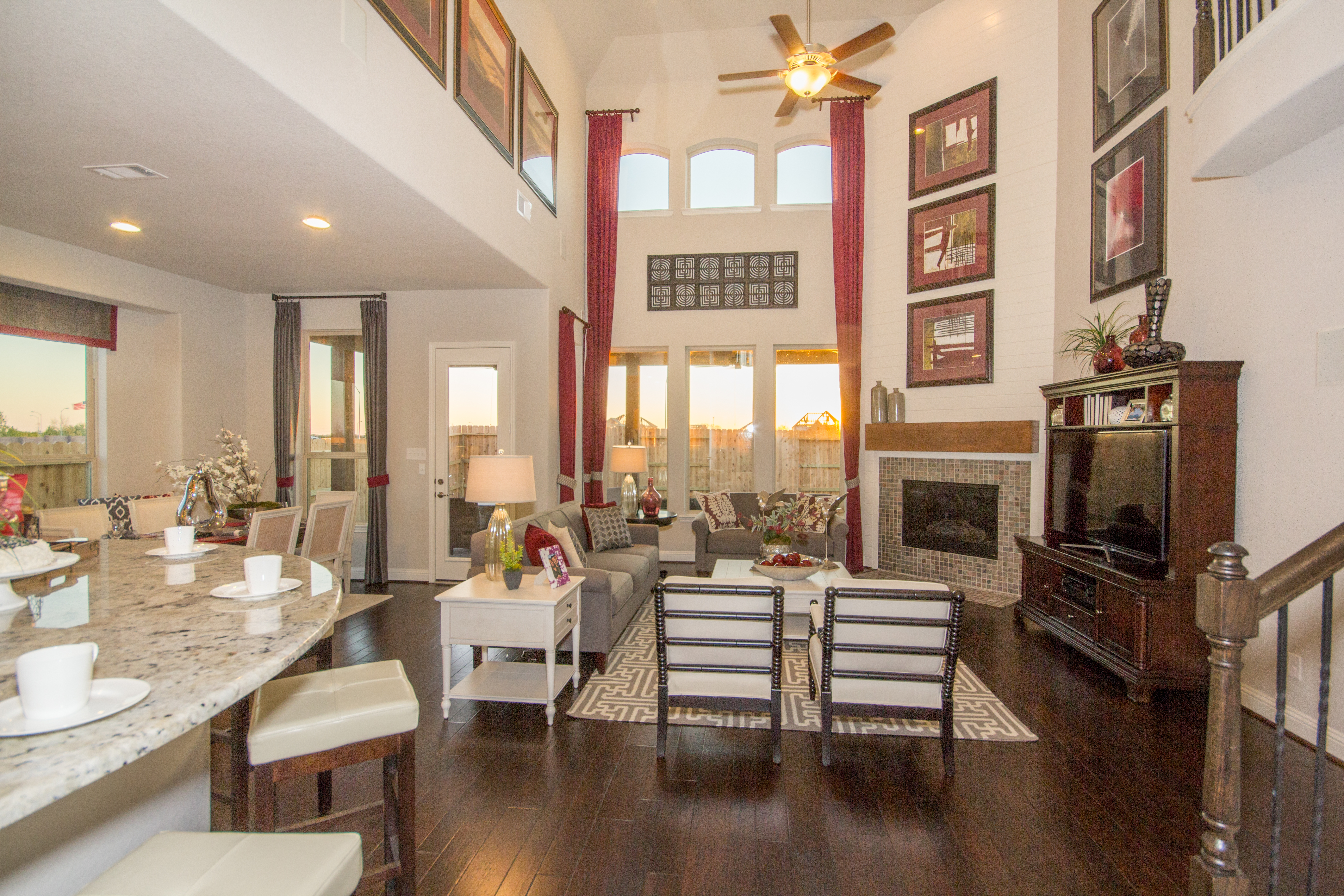Ryland Homes Opens New Model at Eastlake at Gleannloch Farms ... on kb homes houston floor plans, lennar homes houston floor plans, perry homes houston floor plans, lgi homes houston floor plans, legend homes houston floor plans,