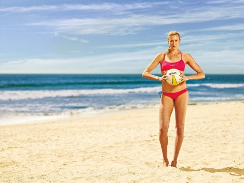 Kerri Walsh Jennings, ASICS Athlete (Photo: Business Wire)